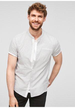 REGULAR - Shirt - white melange