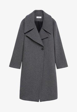 INES-I - Płaszcz wełniany /Płaszcz klasyczny - grau