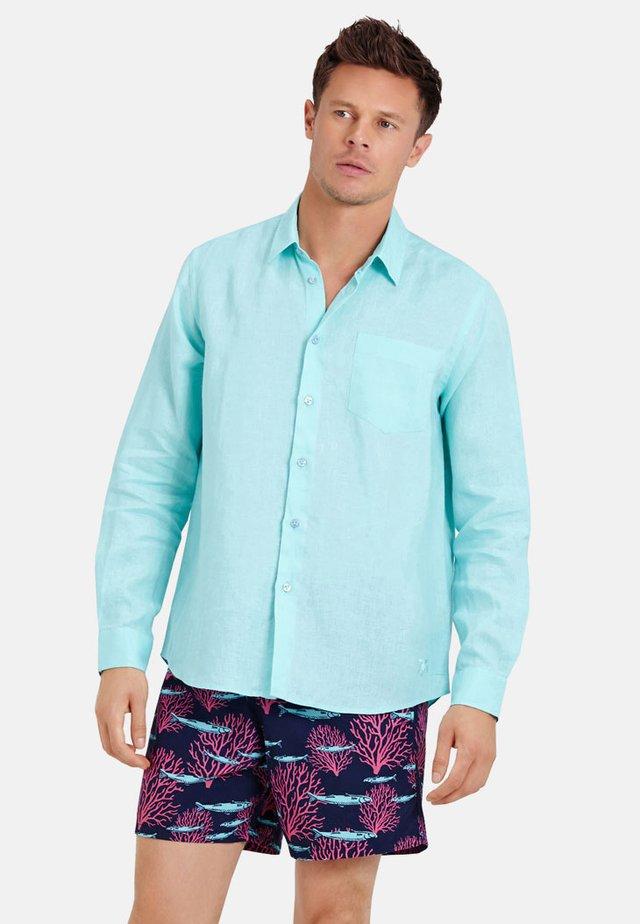 Overhemd - lagoon