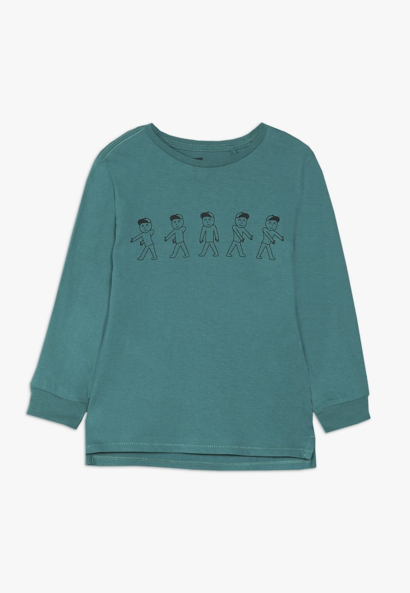 Cotton On - TOM - T-shirt à manches longues - deep sea green/floss