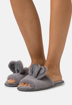 Slippers - grey