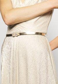 Lauren Ralph Lauren - IONIC DRESS  - Robe de soirée - new champagne - 5