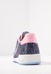 adidas Originals - CONTINENTAL 80 - Sneakers laag - true pink/collegiate navy/glow blue - 5