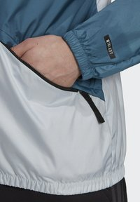 adidas Performance - Windbreakers - blue - 4