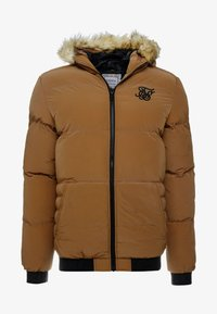 DISTANCE JACKET - Giacca invernale - rust