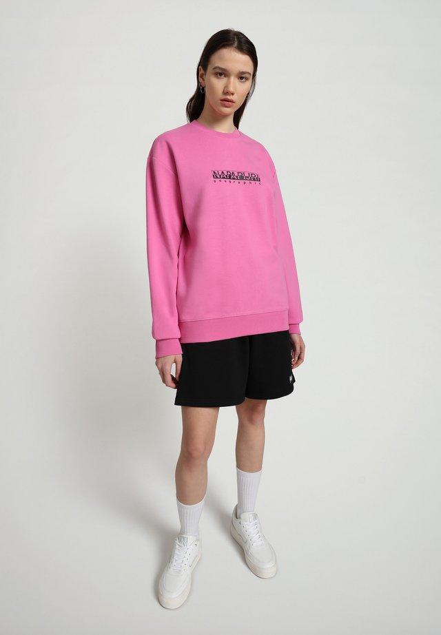 B-BOX CREW - Sweatshirt - pink super