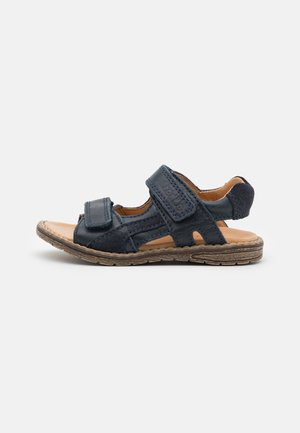 DAROS DOUBLE - Sandals - dark blue