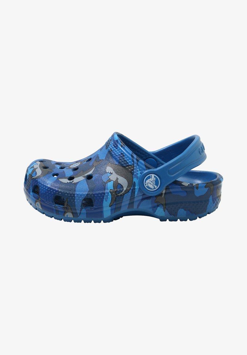 Crocs - CLASSIC SHARK CLOG CHILDREN  - Clogs - prep blue