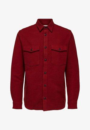 LOOSE FIT - Shirt - syrah
