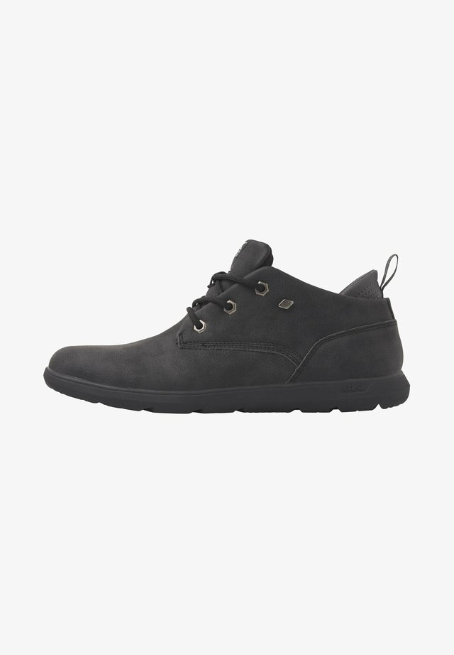 SNEAKER CALIX - Trainers - black/dk grey/black