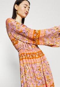 Vila - VICITY FESTIVAL DRESS - Robe longue - lavender - 3