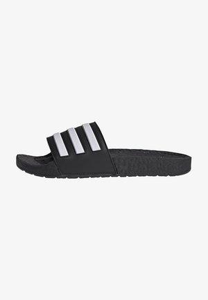 BOOST ADILETTE - Sandały kąpielowe - black
