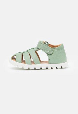 CARLO UNISEX - Sandals - aqua