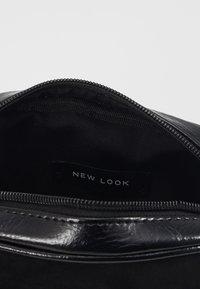 New Look - ERNEST MINI X BODY - Across body bag - black - 2