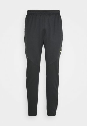 DRY STRIKE PANT WINTERIZED - Tracksuit bottoms - black/volt
