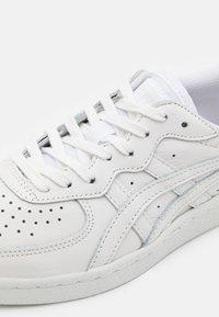 Onitsuka Tiger - GSM UNISEX - Sneakers basse - white - 5