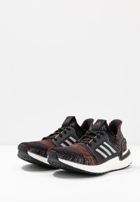 adidas Performance - ULTRABOOST 19 - Neutral running shoes - core black/glow blue - 2