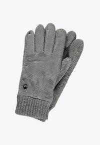 LERROS - Gloves - rock grey - 0