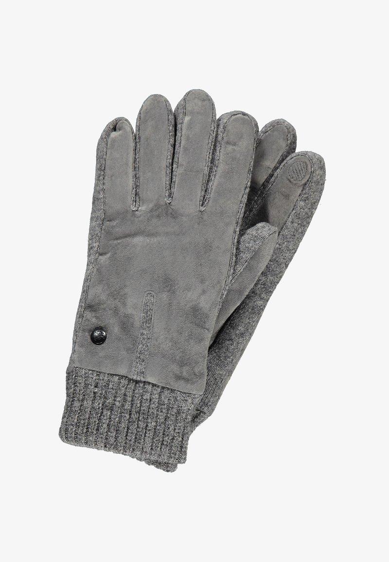 LERROS - Gloves - rock grey