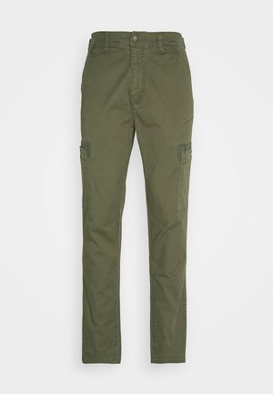 PANTS - Cargo trousers - army