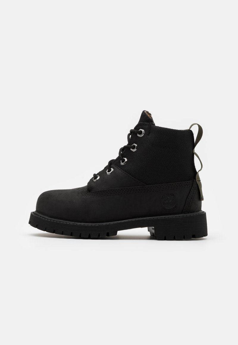 Timberland - PREMIUM UNISEX - Šněrovací kotníkové boty - black