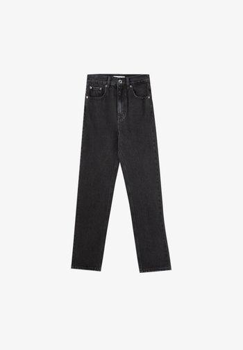 MOM - Jeans baggy - black
