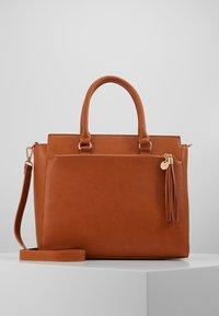 Anna Field - Handbag - cognac - 0