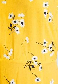 GAP - CAMI MIDI - Day dress - yellow - 5