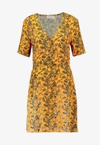 TWINTIP - Day dress - yellow - 3