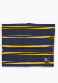 s.Oliver - 2ER-SET - Snood - navy uni & yellow stripes - 3