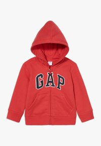 GAP - TODDLER BOY LOGO - Sweatjacke - red wagon - 0