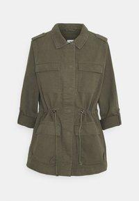 ONLY - ONLMAYA LIFE UTILITY JACKET  - Summer jacket - kalamata - 5