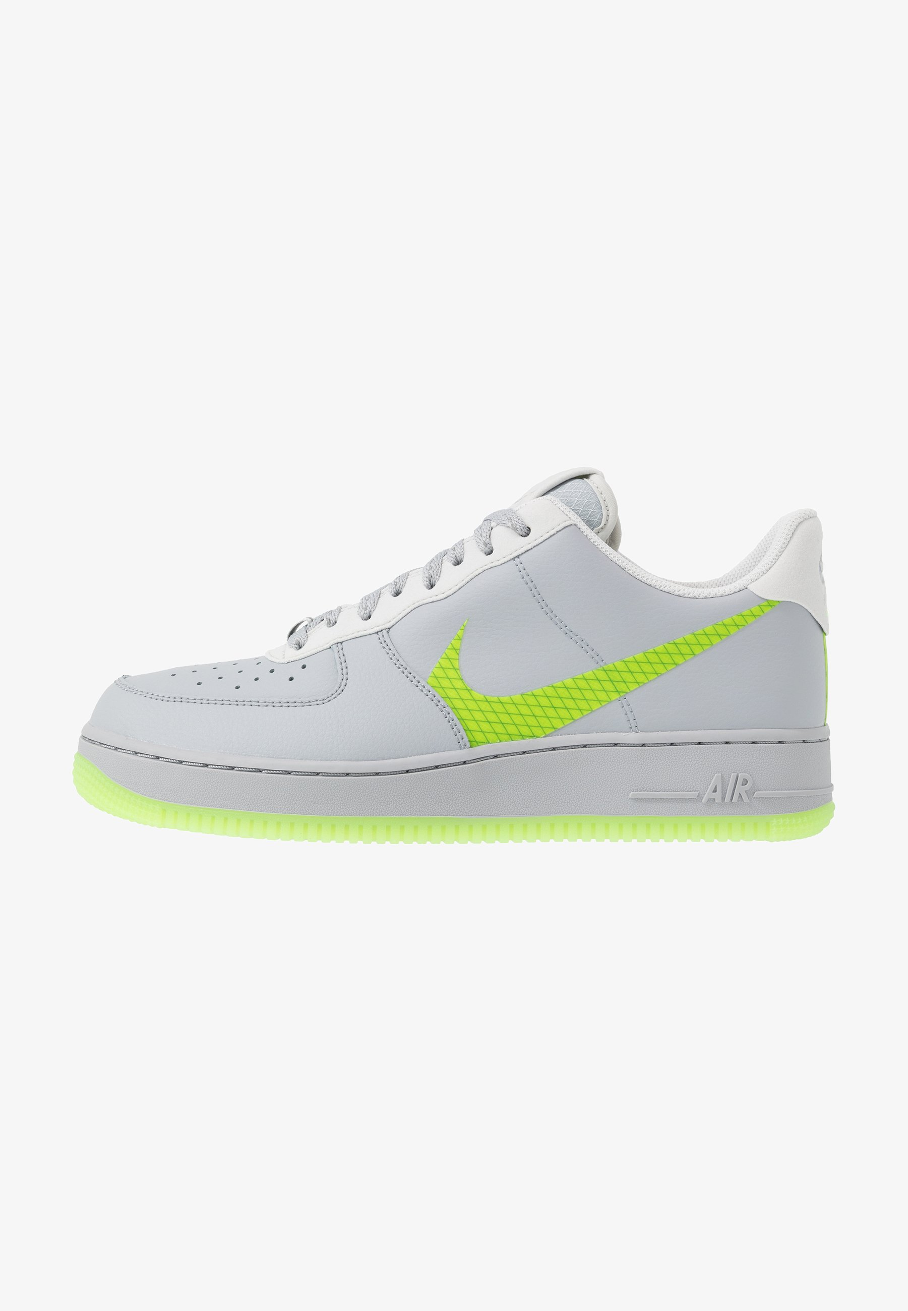 Nike Sportswear Air Force 1 07 Lv8 Sneakers Laag Wolf Grey Ghost Green Photon Dust Black Grijs Zalando Nl
