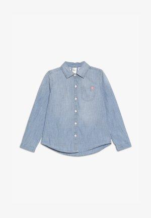 KIDS - Button-down blouse - denim