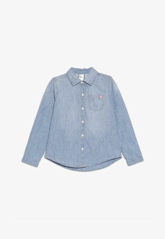 KIDS - Skjortebluser - denim