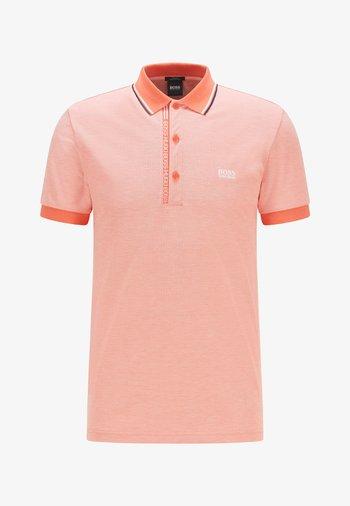 PAULE 4 - Polo shirt - open red