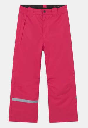WINTER PANTS TUOKIO UNISEX - Skibroek - raspberry pink