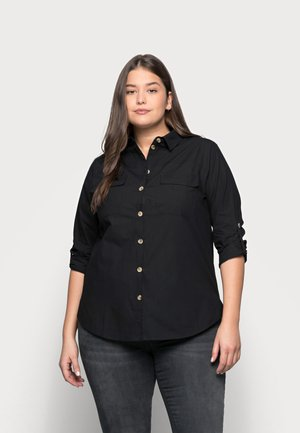 CARCORINNE  - Button-down blouse - black