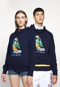Polo Ralph Lauren - MAGIC  - Sweatshirts - newport navy - 0