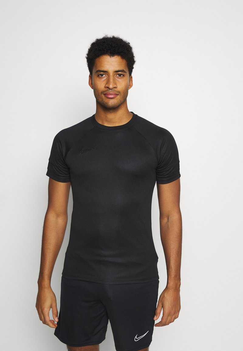 Nike Performance - ACADEMY 21 - Camiseta estampada - black