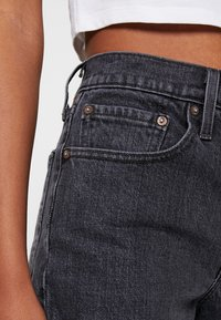Levi's® - 501® HIGH RISE SHORT - Denim shorts - cabo storm