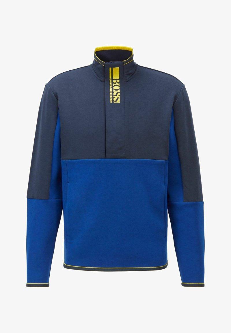 BOSS - Sweatshirt - dark blue