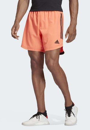 CONDIVO 20 SHORTS - Sports shorts - signal coral
