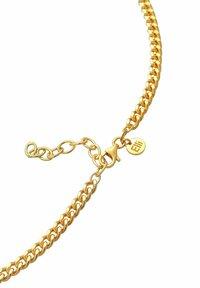 Elli - CHOKER CLASSIC - Necklace - gold - 5