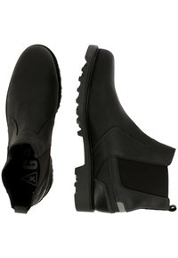 Gaastra - MILES CHS PUL - Classic ankle boots - black - 1