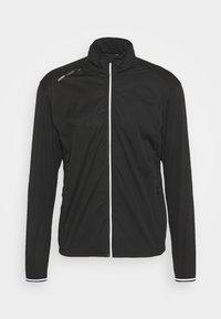Cross Sportswear - WIND JACKET - Veste coupe-vent - black - 0