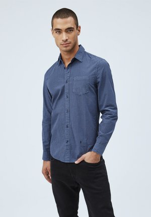 EPSOM - Camicia - marine blau