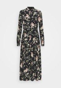 Mavi - PRINTED DRESS - Vestido camisero - black/multi-coloured - 4