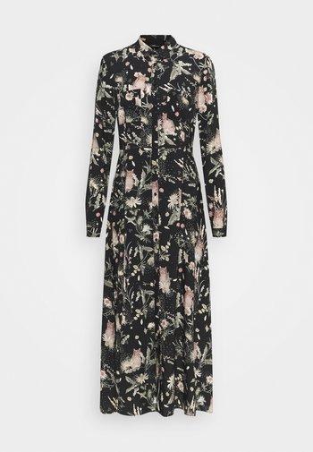 PRINTED DRESS - Maxiklänning - black/multi-coloured