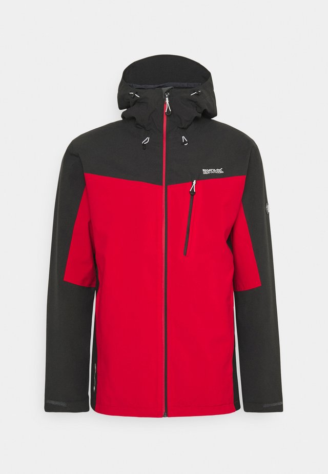 BIRCHDALE - Outdoorjas - red